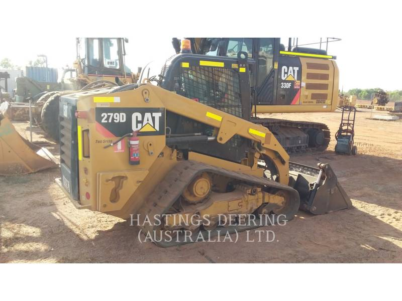 CATERPILLAR PALE CINGOLATE MULTI TERRAIN 279DLRC equipment  photo 1