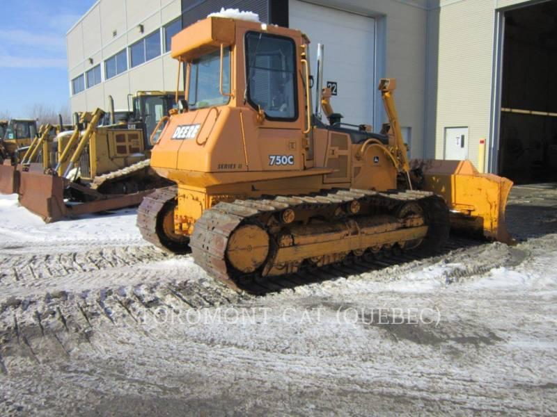 JOHN DEERE ブルドーザ 750CL equipment  photo 5