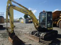 Equipment photo YANMAR V1055-5B ESCAVADEIRAS 1