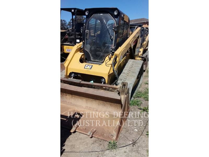 CATERPILLAR MULTI TERRAIN LOADERS 289DLRC equipment  photo 5