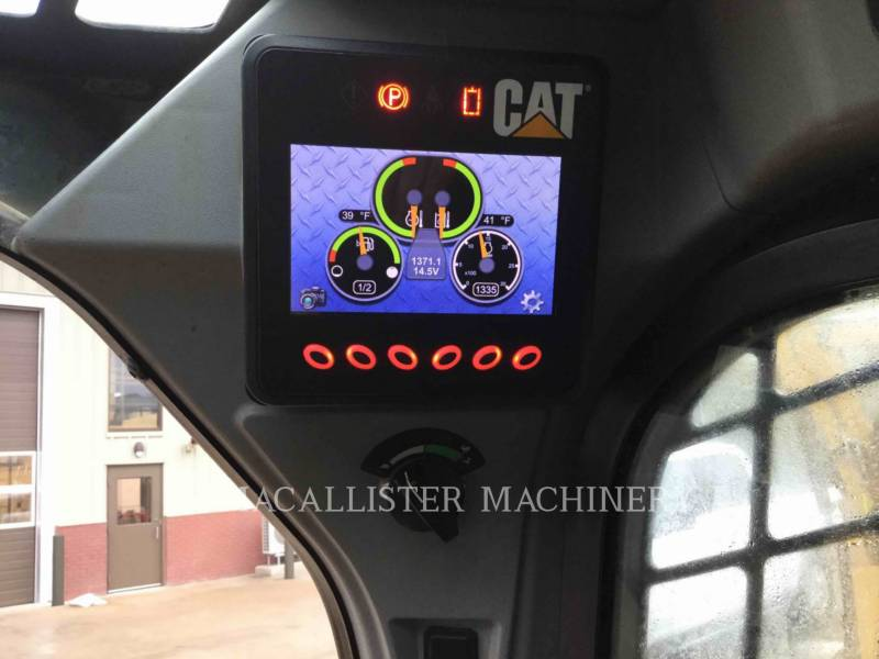 CATERPILLAR UNIWERSALNE ŁADOWARKI 289D equipment  photo 16