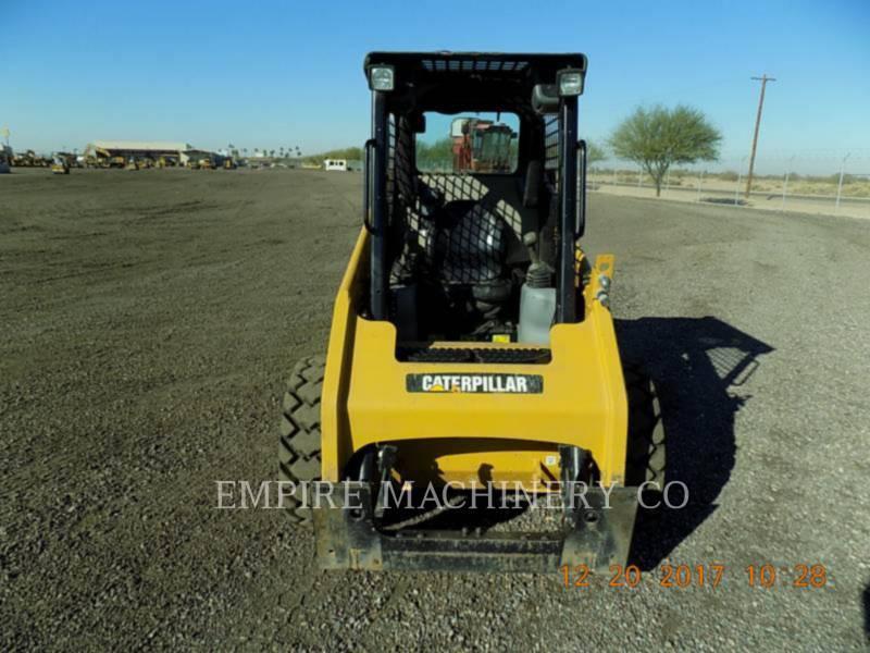 CATERPILLAR スキッド・ステア・ローダ 226B3 equipment  photo 8