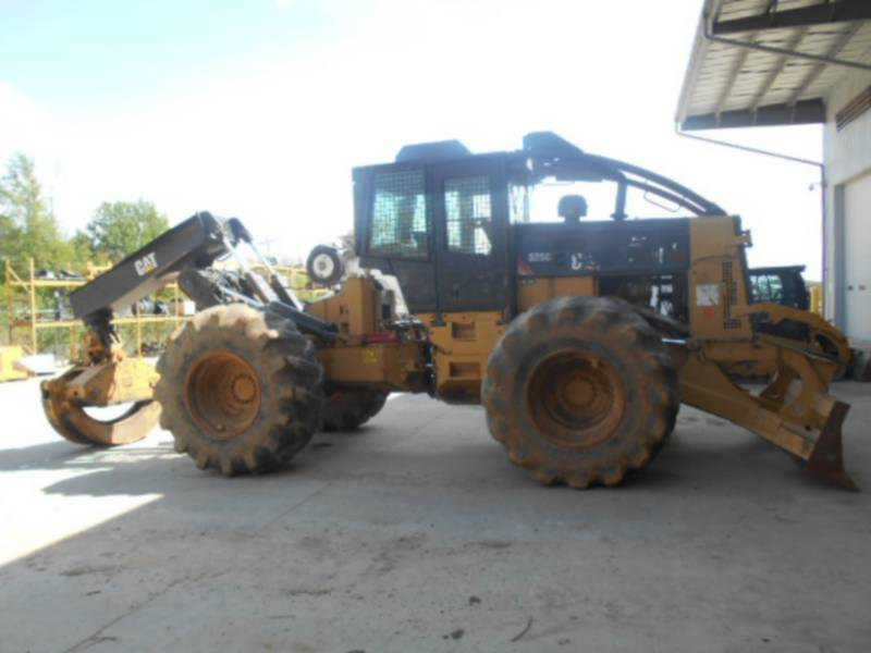 CATERPILLAR SILVICULTURA - TRATOR FLORESTAL 525C equipment  photo 3