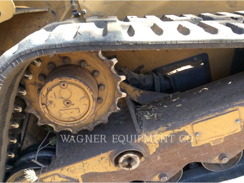 CATERPILLAR CHARGEURS COMPACTS RIGIDES 299C equipment  photo 16