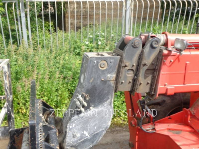 MANITOU BF S.A. TELEHANDLER MT-X 1740 SLT equipment  photo 15