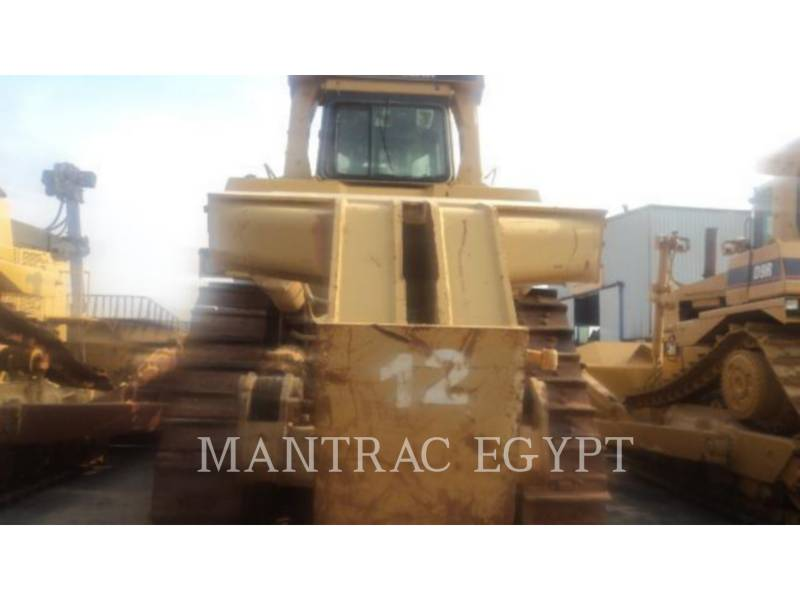 CATERPILLAR TRACK TYPE TRACTORS D10R equipment  photo 4