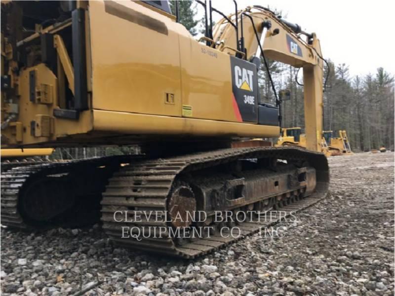 CATERPILLAR TRACK EXCAVATORS 349EL equipment  photo 3