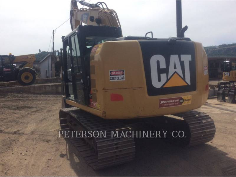 CATERPILLAR TRACK EXCAVATORS 312E DIG equipment  photo 3