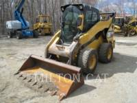 Equipment photo CATERPILLAR 272D MINICARGADORAS 1