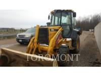 Equipment photo DEERE & CO. 410D BACKHOE LOADERS 1