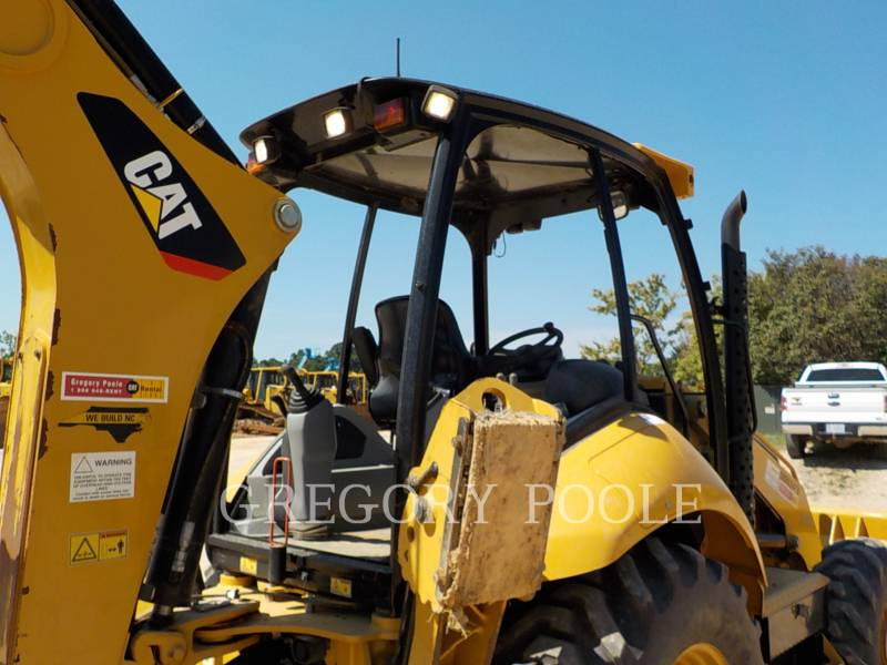 CATERPILLAR BACKHOE LOADERS 420F equipment  photo 10