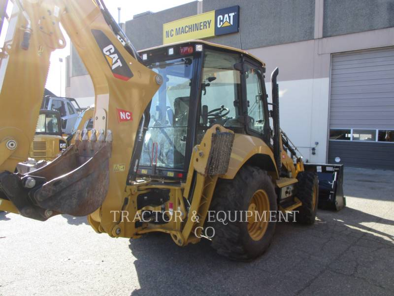 CATERPILLAR CHARGEUSES-PELLETEUSES 420F24ETCB equipment  photo 8