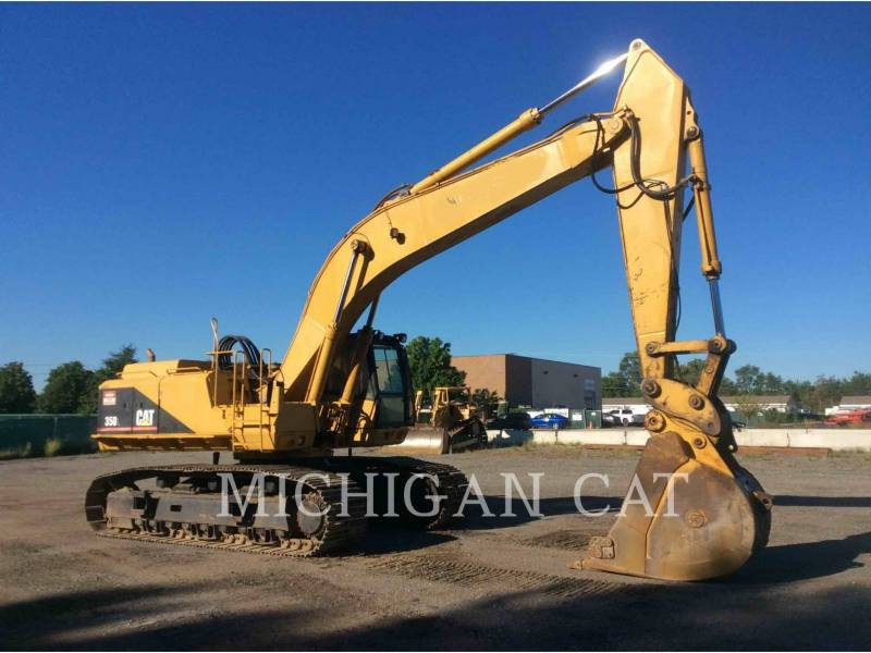 CATERPILLAR ESCAVATORI CINGOLATI 350L equipment  photo 2