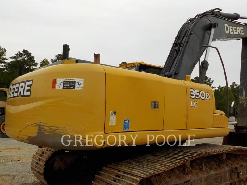JOHN DEERE EXCAVATOARE PE ŞENILE 350D LC equipment  photo 11