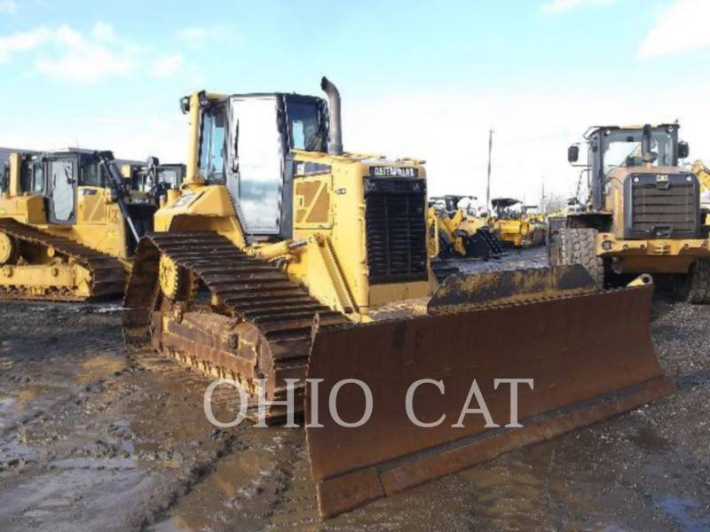 CATERPILLAR TRACK TYPE TRACTORS D6N LGP equipment  photo 1