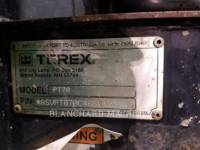TEREX CORPORATION CHARGEURS COMPACTS RIGIDES PT70 equipment  photo 7