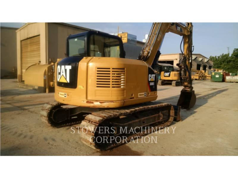 CATERPILLAR KOPARKI GĄSIENICOWE 308E2 equipment  photo 3