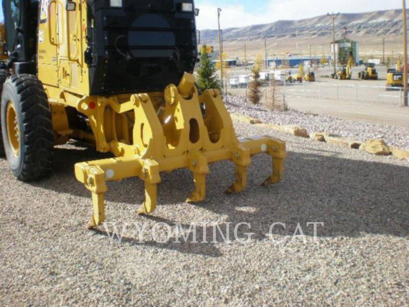 CATERPILLAR NIVELEUSES 140M2 equipment  photo 9