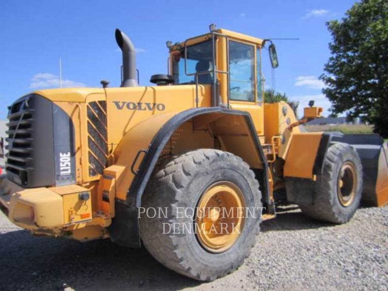 VOLVO CONSTRUCTION EQUIP BRASIL CARGADORES DE RUEDAS L150E equipment  photo 3
