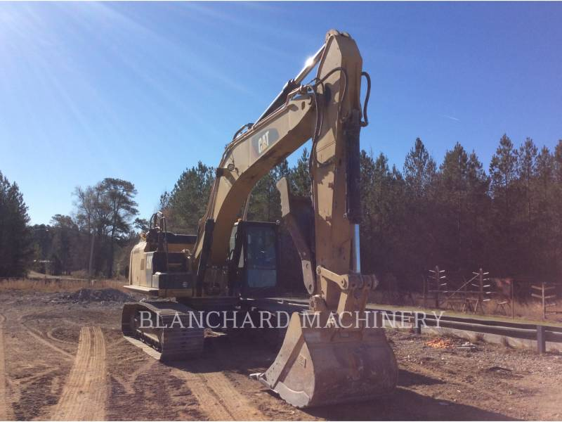 CATERPILLAR TRACK EXCAVATORS 336E equipment  photo 3