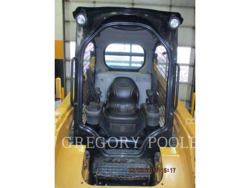 CATERPILLAR CARGADORES MULTITERRENO 257D equipment  photo 20