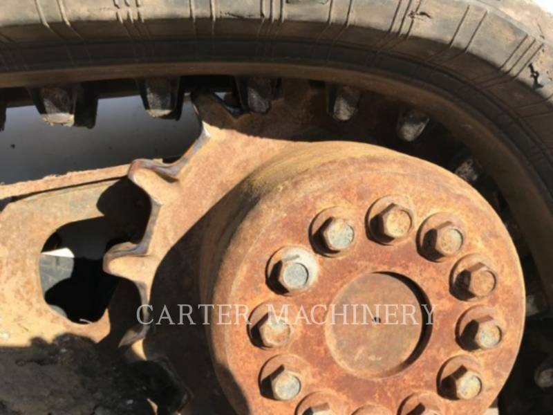 CATERPILLAR CHARGEURS COMPACTS RIGIDES BOB T550 equipment  photo 7