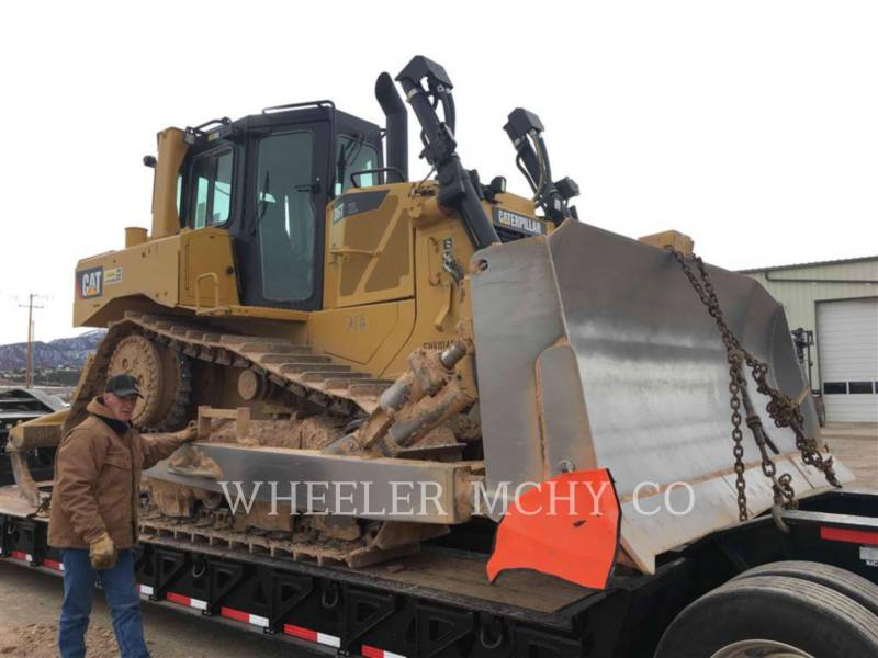 CATERPILLAR TRACTEURS SUR CHAINES D6T XL ARO equipment  photo 9