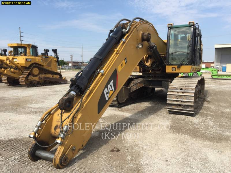 CATERPILLAR TRACK EXCAVATORS 374DL13 equipment  photo 2