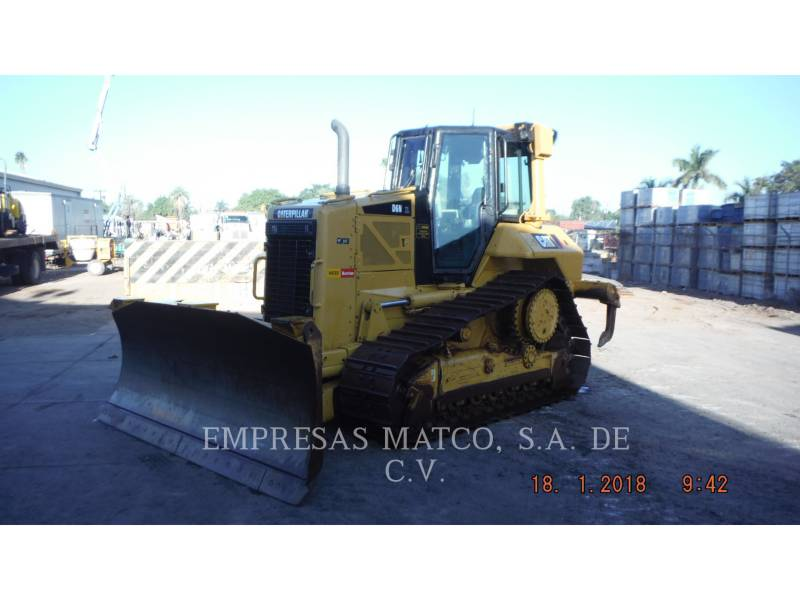 CATERPILLAR TRACTORES DE CADENAS D6N equipment  photo 1