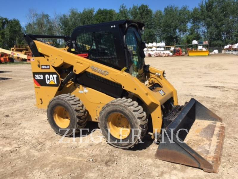CATERPILLAR SKID STEER LOADERS 262DSR equipment  photo 1