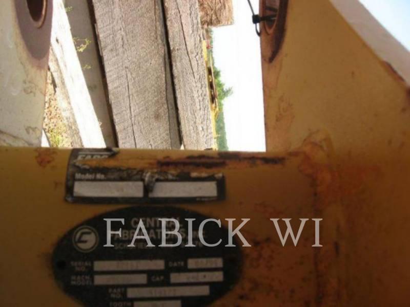 CENTRAL FABRICATORS WT - QUICK COUPLER  equipment  photo 3