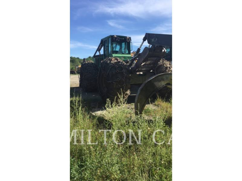 JOHN DEERE FORESTAL - ARRASTRADOR DE TRONCOS 848H equipment  photo 1