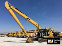Equipment photo Caterpillar 329EL EXCAVATOARE PE ŞENILE 1