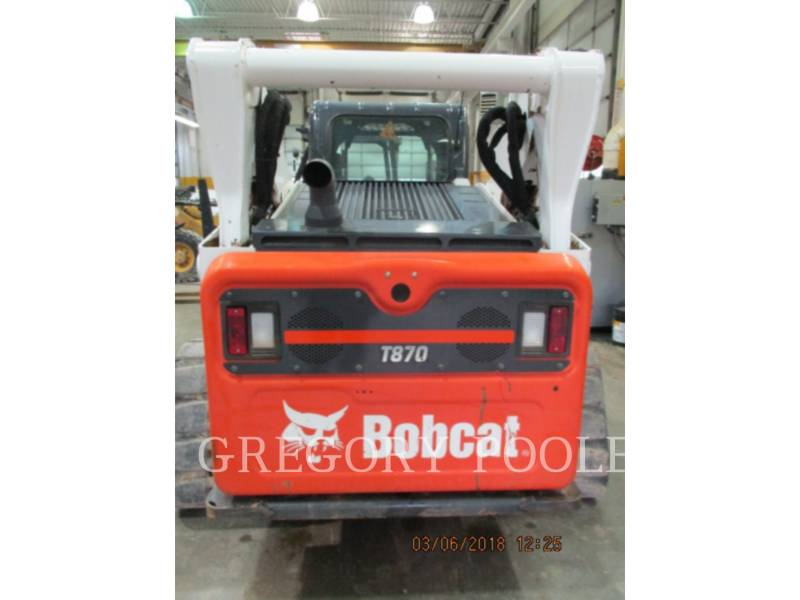 BOBCAT DELTALADER T870 equipment  photo 5