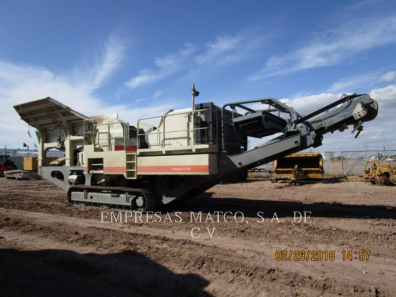 METSO CRUSHERS LT106 equipment  photo 1