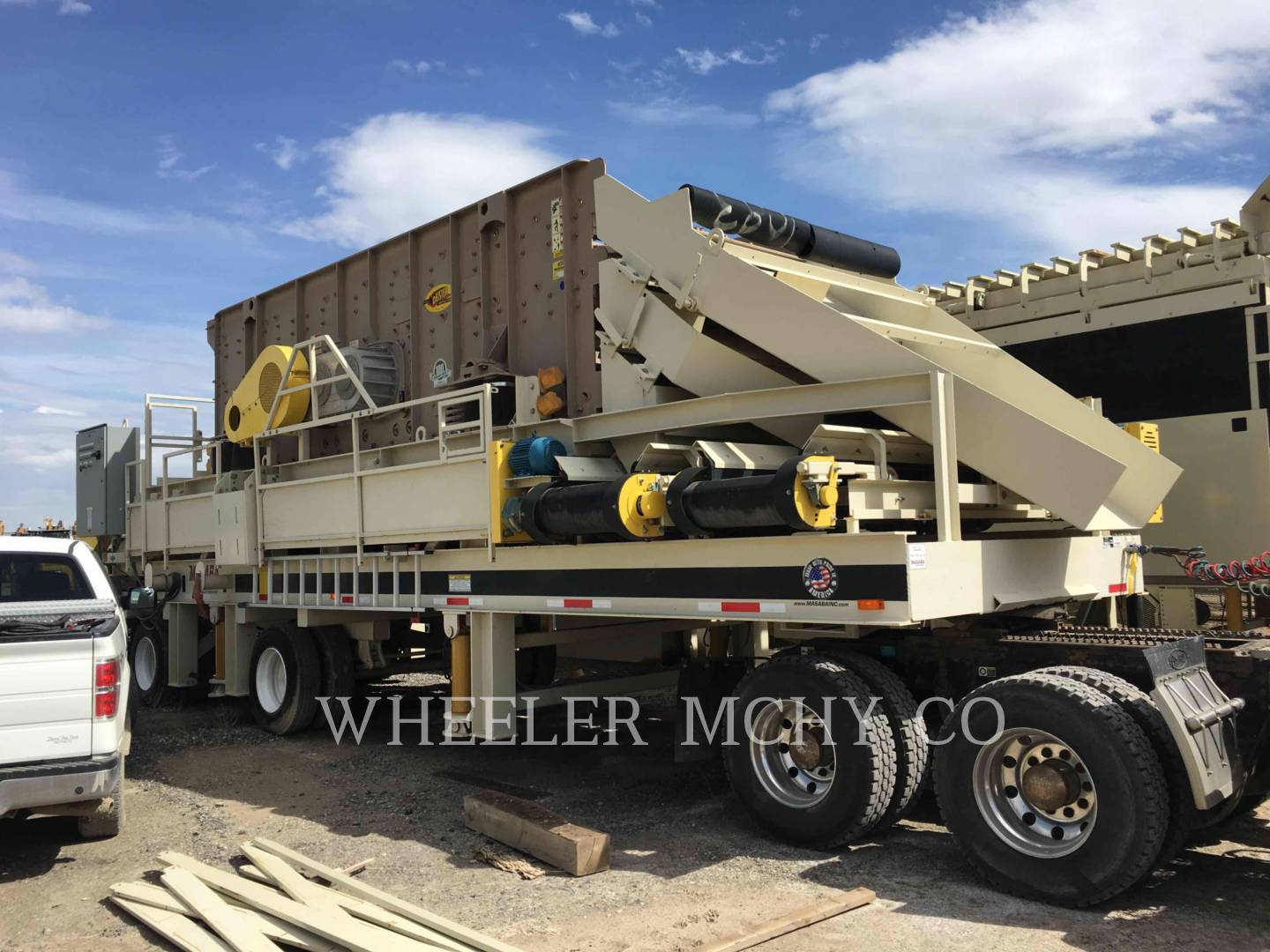 Detail photo of 2012 Deister SC 7X20 DI from Construction Equipment Guide