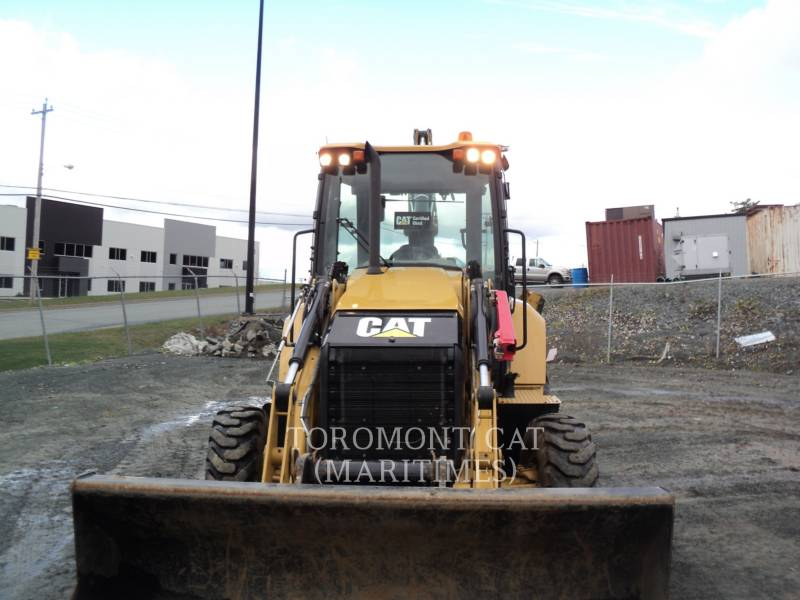 CATERPILLAR BAGGERLADER 420 F 2 IT equipment  photo 3
