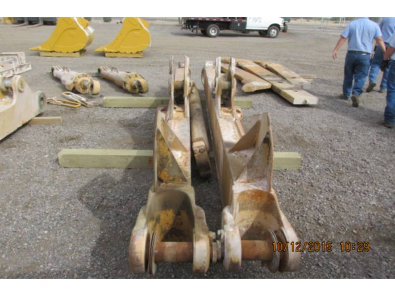 CATERPILLAR TRACK TYPE TRACTORS D11T equipment  photo 9