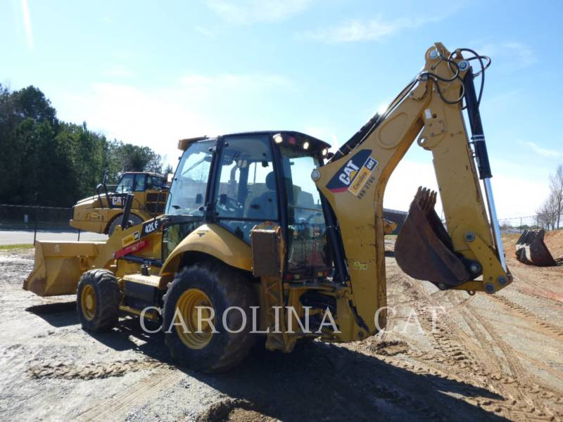 CATERPILLAR BAGGERLADER 420F STCBE equipment  photo 2
