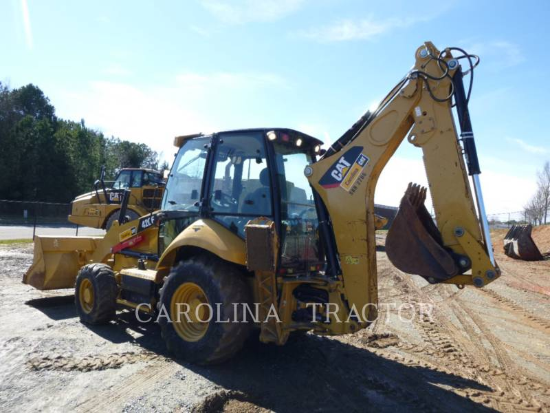 CATERPILLAR RETROESCAVADEIRAS 420F CB equipment  photo 2