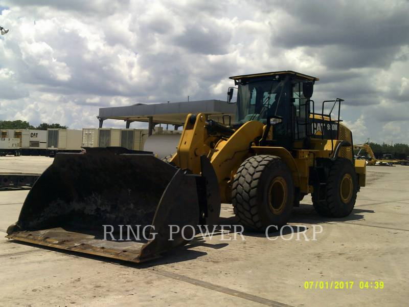 CATERPILLAR CARGADORES DE RUEDAS 950MQC equipment  photo 1