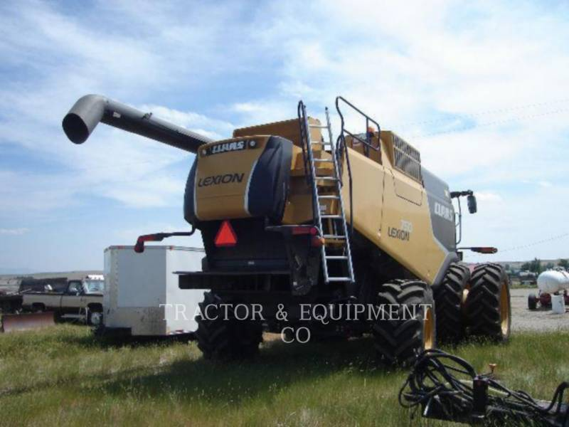 LEXION COMBINE COMBINADOS LX750 equipment  photo 7