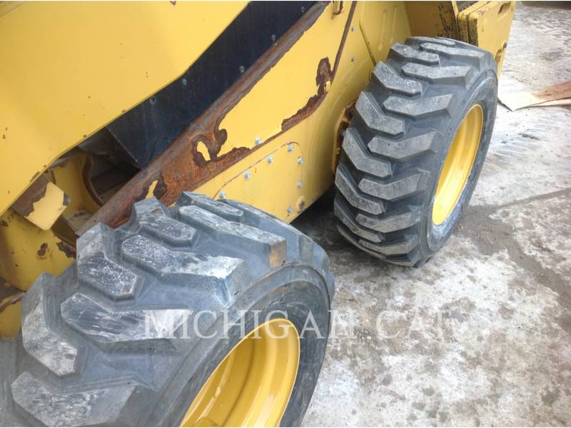 CATERPILLAR MINICARREGADEIRAS 262C AHQ equipment  photo 13
