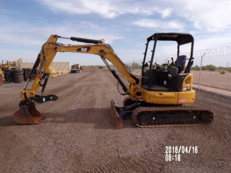 CATERPILLAR EXCAVADORAS DE CADENAS 304E2 equipment  photo 2