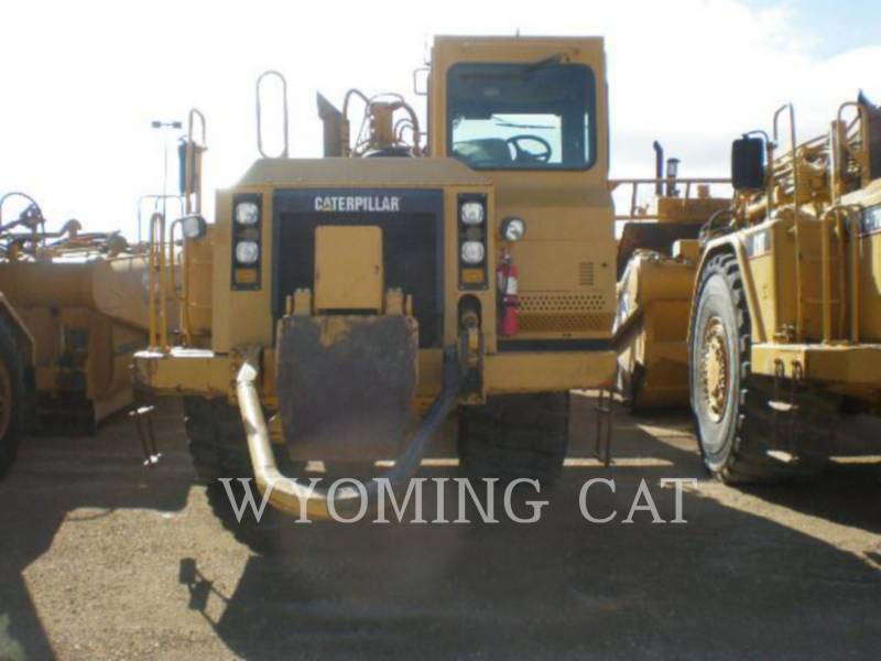 CATERPILLAR WHEEL TRACTOR SCRAPERS 627G equipment  photo 15