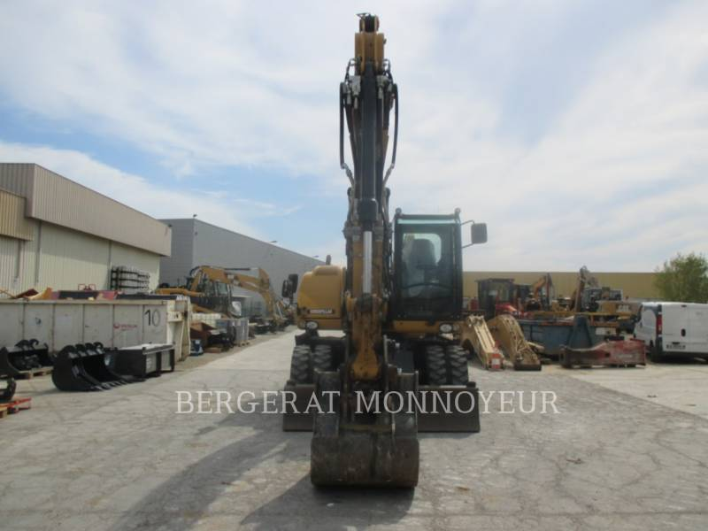 CATERPILLAR ESCAVATORI GOMMATI M313D equipment  photo 8