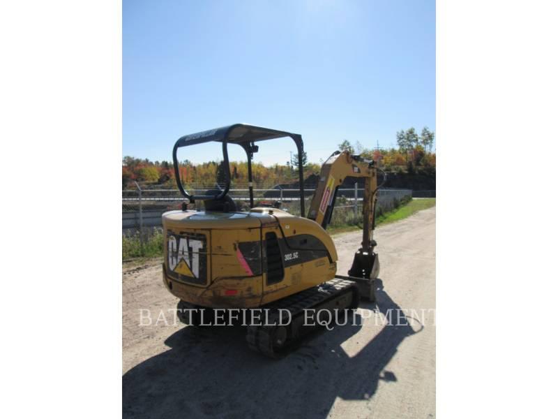 CATERPILLAR トラック油圧ショベル 302.5C equipment  photo 3