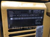 CATERPILLAR EXCAVADORAS DE CADENAS 305E2CR equipment  photo 15