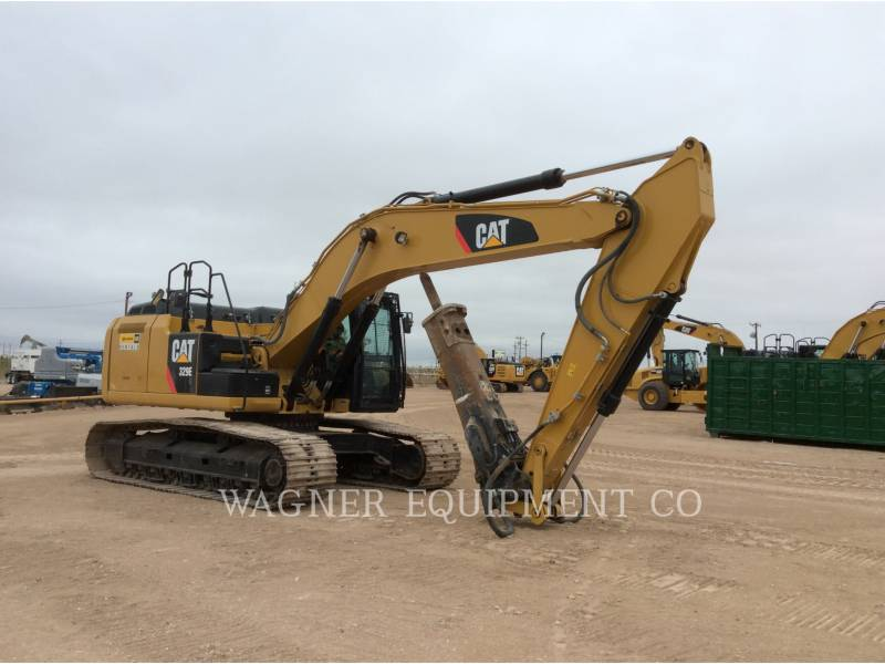 CATERPILLAR TRACK EXCAVATORS 329EL HMR equipment  photo 4