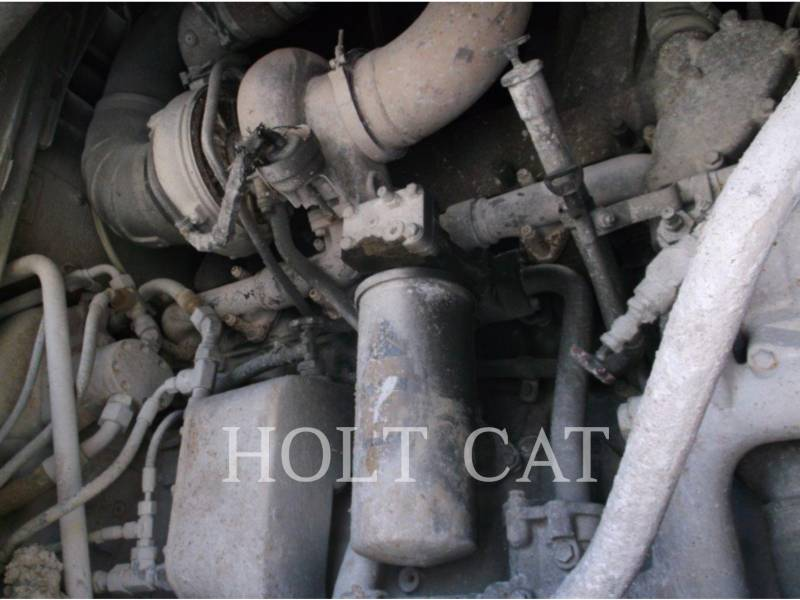 CATERPILLAR STABILIZERS / RECLAIMERS RM500 equipment  photo 15